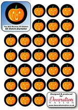 Ghost STICKERS Decoration Fun Kids Adults Halloween Party Spooky Ghoul Spirit