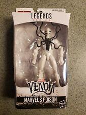"""POISON Marvel Legends Monster Venom NO BAF Series Spider-Man 6"""" Action Figure"""