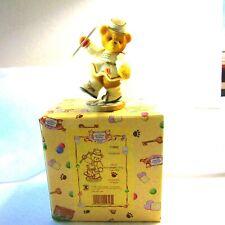 Enesco Cherished Teddies Vivienne 1999 Members Only Figurine Mib