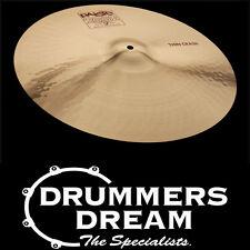 "New Paiste 2002 18"" Thin Crash Cymbal ON SALE! FREE FREIGHT - Washy Stick Sound"