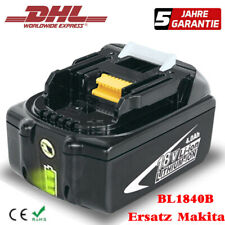 BL1850B Für Makita Original Ersatz Akku 18V 4AH Li-Ion LED-Anzeige BL1840 BL1830