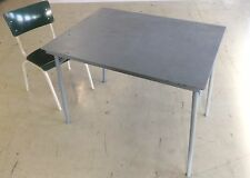 Table pliante BW Bundeswehr Établi Table de Camping champ Vintage TABLE LOFT