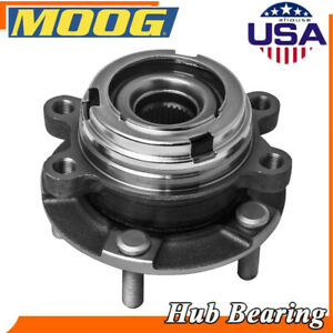 For 2007-2012 Nissan Altima Coil Spring Set Rear Moog 16796XW 2009 2008 2010