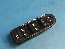 PEUGEOT 508 MASTER 4 WAY WINDOW SWITCHES DRIVERS SIDE FRONT 96659465ZD