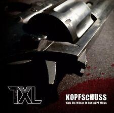TXL - KOPFSCHUSS  CD NEU