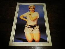 MADONNA - Carte en papier / Paper Card !!! N°9 !!!