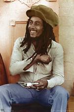 Bob Marley Poster Print, 25x35