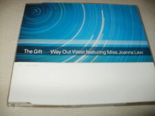 WAY OUT WEST / JOANNA LAW - THE GIFT - HOUSE CD SINGLE