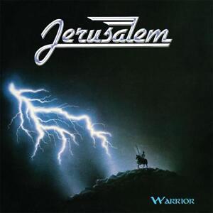 JERUSALEM - WARRIOR (*NEW-CD, 2018, Retroactive) Xian Metal Archivist Remastered