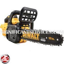 DeWALT DCCS620B XR 20V MAX Li-Ion Cordless Brushless 12-Inch Compact Chainsaw