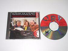 CD/ORF CD9/WO BLEIBT DIE ALTE ZEIT/BERRY/ZEDNIK/PHILHARMONIA SCHRAMMELN