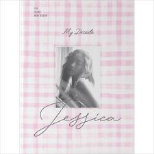 Jessica - My Decade (3rd Mini Album) CD+Photobook Sealed New K-Pop