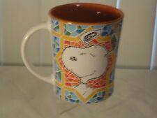 Gibson Peanuts Snoopy Mosaic Mug (Orange)