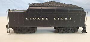 LIONEL POSTWAR 2426W TENDER 1949/50...........TK