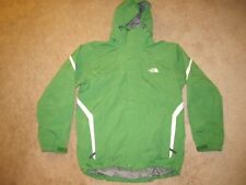 Green The North Face Hooded Winter Jacket-Men's M
