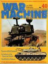 WAR MACHINE MAGAZINE ·  ISSUE 40 of the Orbis Encyclopedia of Military Weapons