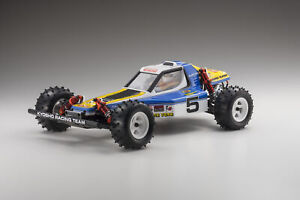 Kyosho Legendary Series Optima Re-Release 1/10 RC Electric 4wd Buggy Kit - 30617