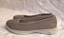 Skechers Women's 14476 Taupe Slippers - Size 8