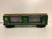 MTH Sockeye Salmon Transport Operating Train Car 30-79375