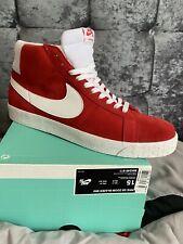New Nike Blazer University Red UK 14 US 15 EU 49.5