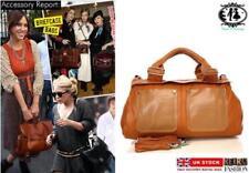 Checked Medium Handbags