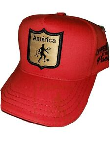 America de Cali  RED HAT GORRA ROJA LA MECHITA!