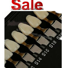 CE Teeth Whitening Dental Shade Guide Tooth Bleaching For Bleaching Use Stylish