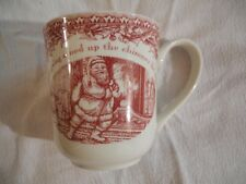 Noble Excellence Twas the Night Before Christmas Coffee Cups Mugs