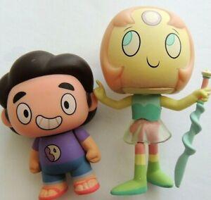 US SELLER Steven Universe Funko Mystery Mini Figure Series Amethyst Pearl Lot
