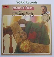 JAMES LAST - Polka Party - Excellent Condition LP Record Polydor LAST 3