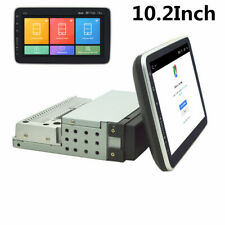 "1Din Rotatable Android 8.1 10.2"" 1080P Touch Screen Quad-core RAM 1GB ROM 16GB"