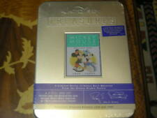WALT DISNEY TREASURES SEALED MICKEY MOUSE IN LIVING COLOR VOL TWO 2DVD SET DVD