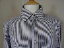 PIERRE CARDIN   Casual   Striped   Long Sleeve   SHIRT      size L         157 Y