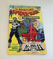 Amazing Spider-Man #129 Lions Gate Films Punisher REPRINT LGF Marvel