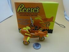 Xonex 1:18 Scale Orange Reese's Pursuit Pedal Plane - w/ box