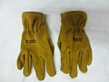 Kinco Kids Gloves Genuine Leather Unisex Kids