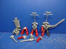 3 BIKE conducente della Space Marine del