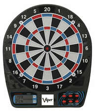 Viper 777 Electronic Dart Board with LCD Scoreboard and 26 Games, Comes w Darts!