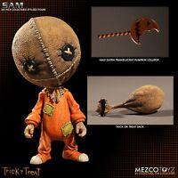 Trick 'r Treat Stylized SAM 6 inch by Mezco Halloween Movie Action Figure NEW