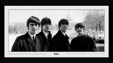 The Beatles Capitol  Framed Photographic Picture Print 50x100cm