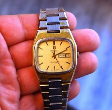 Vintage swiss made automatic watch ZENITH PORT ROYAL working condition