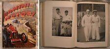 UOMINI E MOTORI - ANNO 1957 - 1° edizione Originale - CANESTRINI