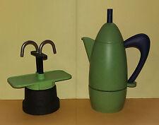 2 Caffettiera da 2 e 4 tazze in alluminio - Top Moka . GB Giannini Coffee maker
