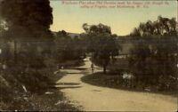 Winchester Pike Near Martinsburg WV c1910 Postcard
