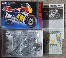 Tamiya 14125 1/12 Honda NS500 '84