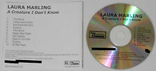 Laura Marling - A Creature I Don't Know - 10 Track Promo CD