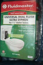 "Fluidmaster Universal Dual Flush Ultra Syphon 7 1/2 - 9 1/2"""