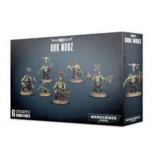 Warhammer 40k Orks Ork Nobz