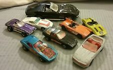 8 Hot wheels Matchbox Yatming Corvette 1:64 1:32 Real Rider Hong Kong Macau #50