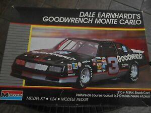 #3 Dale Earnhardt Goodwrench 1988 Monte Carlo , 1/24 MONOGRAM KIT #2206